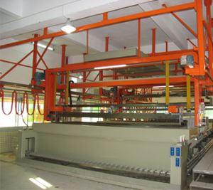 Gantry type and hardw...